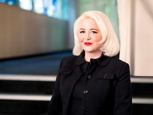 Jitka Grothaus, Assistentin der Geschäftsführung